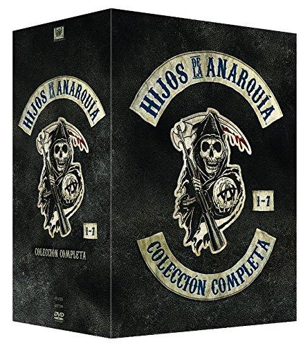 No te pierdas Hijos de la anarquía (Sons of Anarchy) Temporadas 1-7