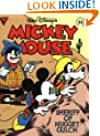 Walt Disney's Mickey Mouse: Sheriff of Nugget Gulch (Gladstone Comic Album Series No. 22)
