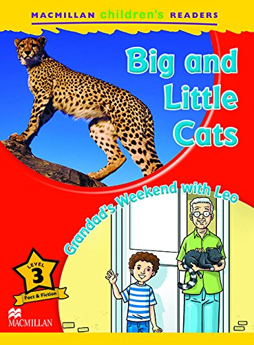 MCHR 3 Big and Little Cats (Macmillan Children's Readers)