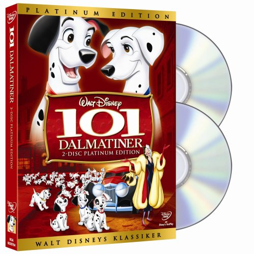 101 Dalmatiner (Platinum Edition) [Special Edition] [2 DVDs]