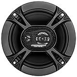 Bocina coaxial SSL EX365 EX, 150 vatios, 3 v?as auto, 6.5 pulgadas