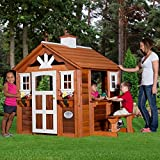 Backyard Discovery Summer Cottage Play House