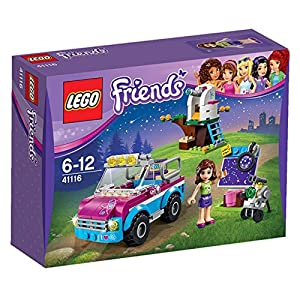 LEGO Friends 41116: Olivia's Exploration Car Mixed