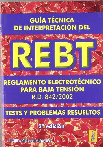 GUIA TECNICA DE INTERPRETACION DEL REBT