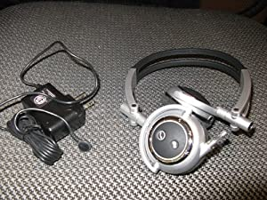 Plantronics Pulsar 590 590A Ultimate Stereo Sound Innovation Bluetooth Headset