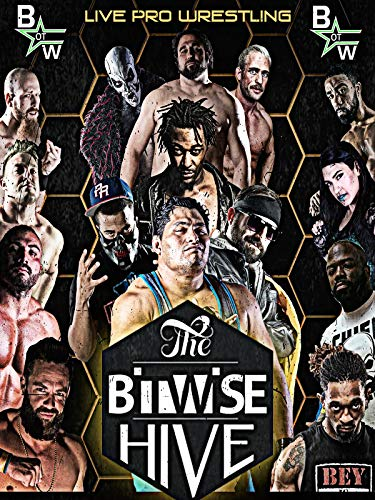 Best of the West Wrestling Live at the Hive
