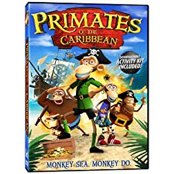 Primates of the Caribbean