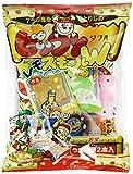 Japanese snack sweets Surprised Small Pack W Assortment Dagashi Oyatsu