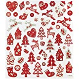 NEU Hobby-Design Sticker Weihnachten II [Haushaltswaren]