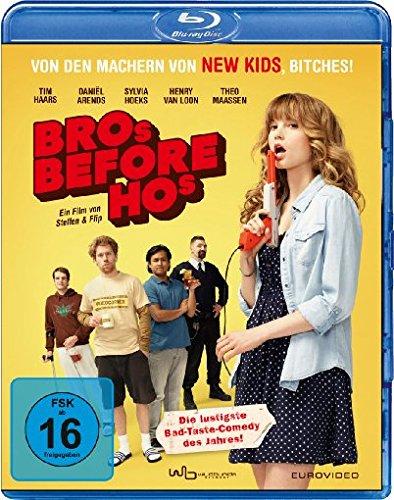 Bros before Hos [Blu-ray]