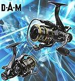 DAM Quick CAMARO FS - Freilaufrolle