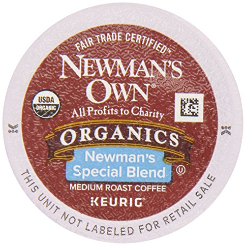 Green Mountain Coffee Newman's Special Blend, Medium Roast,  K-Cup Portion Pack for Keurig K-Cup Brewers, 24-Count (K Cup Coffee Medium Roast compare prices)