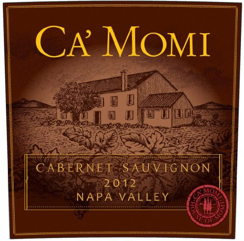 2012 Ca' Momi Napa Valley Cabernet Sauvignon 750 Ml