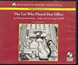 img - for The Cat Who Played Post Office Unabridged Audiobook (The Cat Who . . . Series, Book 6) book / textbook / text book