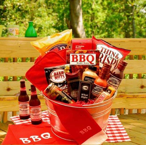 Bud Time Gourmet BBQ Gift Set -Large