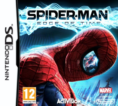 SpiderMan Edge of Time (Nintendo DS)