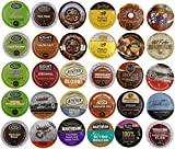 Coffee Variety Sampler Pack for Keurig K-Cup Brewers, 30 Count