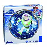Franklin Sports Disney Pixar Toy Story Size 3 Air Tech Soccer Ball