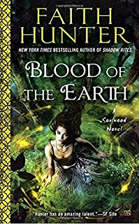 Book Cover: Blood of the Earth: A Soulwood Novel