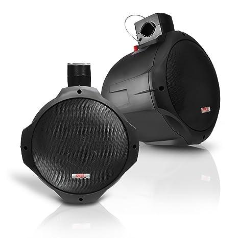 Pyle PLMRB65 Enceinte pour MP3 & Ipod Noir