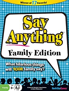 Say Anything Family from Northstar Games