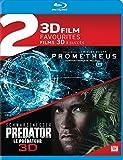 Prometheus / Predator (Double Feature) [Blu-ray 3D]