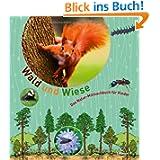 Wald und Wiese: Das Natur-Mitmachbuch für Kinder