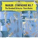 Mahler : Symphonie n�7