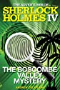 The Boscomb Valley Mystery (Return of Sherlock Holmes (Durkin Audio))