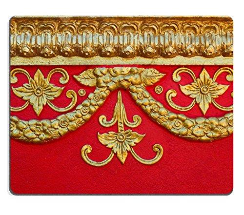 luxlady-mousepads-muster-von-blumen-geschnitzt-auf-zement-wand-hintergrund-bild-36557069-individuell