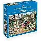 Gibsons Glenny's Garden Shop Jigsaw Puzzle (1000-Piece)