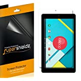 [3-Pack] Supershieldz for Nextbook Ares 8 / Ares 8A Screen Protector, Anti-bubble High Definition Clear Shield -Lifetime Replacements Warranty - Retail Packaging (Color: Clear)