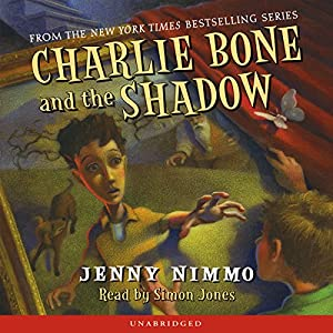 Charlie Bone and the Shadow Audiobook