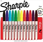 Sharpie Fine Point Permanent Markers,...