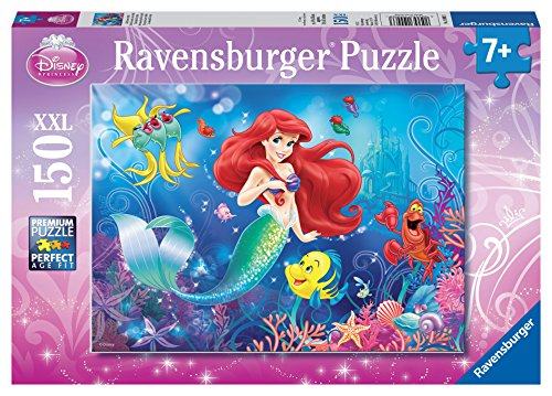 Ravensburger Disney Princess: Everyone Loves Arielle Puzzle (150 Piece)