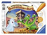 Ravensburger 00737 - tiptoi - Schatzsuche in der Buchstabenburg, Lernspiel hergestellt von Ravensburger