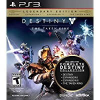 Destiny: The Taken King Legendary Edition PS 3