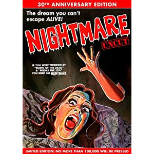 Click to buy Scariest Movies of All Time: Nightmare: 30th Anniversary Edition from Amazon!