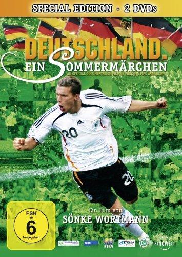 Deutschland - Ein Sommermärchen (2 DVD