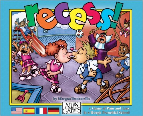 Recess! A Game of Pain and Loss in a Rough Parochial School
