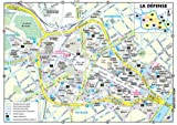 echange, troc Plans Indispensable - Plan de ville : La Défense (plan plastifié)