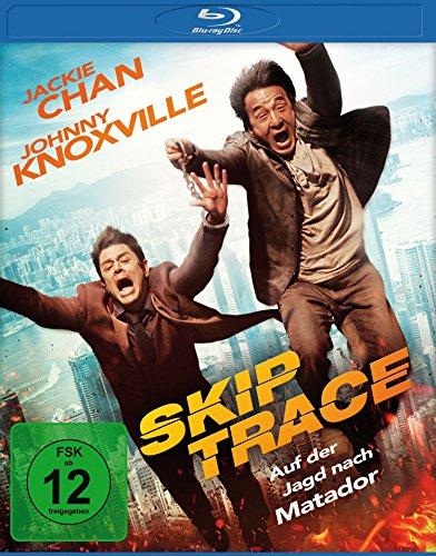 Jackie Chan - Skiptrace [Blu-ray]