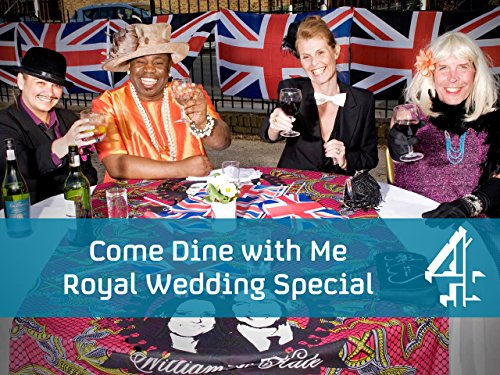 Come Dine With Me Royal Wedding Special Channel 4 Amazon