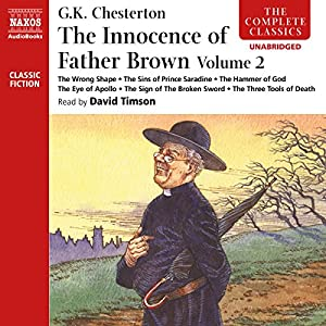 The Innocence of Father Brown, Volume 2 Audiobook