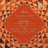 ハイドン:弦楽四重奏曲第76番「五度」、同第77番「皇帝」、同第78番「日の出」