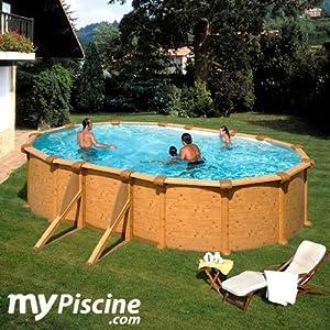 Avis piscine hors sol mauritius 630 x 575 h132 cm for Piscine hors sol gre avis