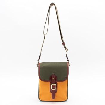 Silver Lake Club Mini Shoulder Bag 388-06157: Khaki