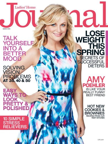 Ladies Home Journal (1-year auto-renewal)
