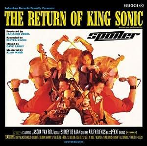 spoiler - return of king sonic - Amazon.com Music