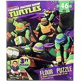 Teenage Mutant Ninja Turtles, 3 Foot Floor Puzzle